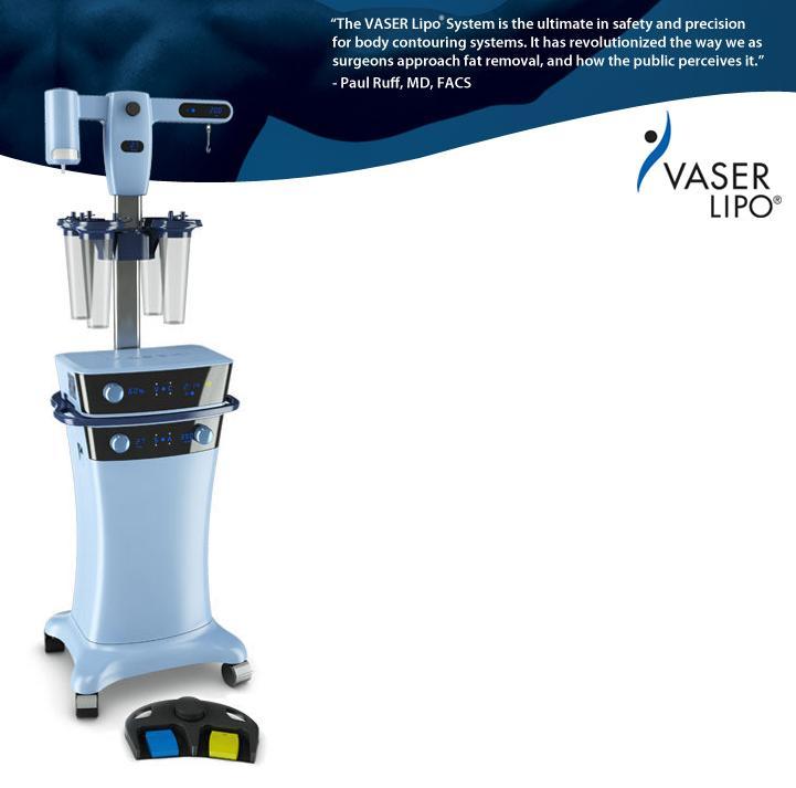 Vaser 2.0 Lipo System